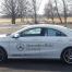 Mercedes CLA demobil till Olofsson Auto Norrköping