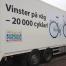 20 000 Cyklar på väg från Postkodlotteriet