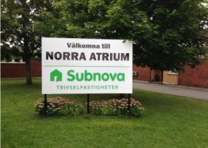 subnova norrköping