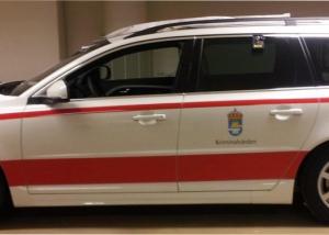 Volvo V 70 till Kriminalvården
