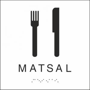 Matsal 150x150mm