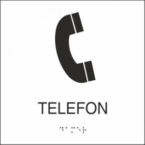Telefon 150x150mm