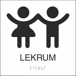 Lekrum 150x150mm